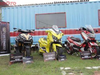 CustoMAXI Sambangi Bali
