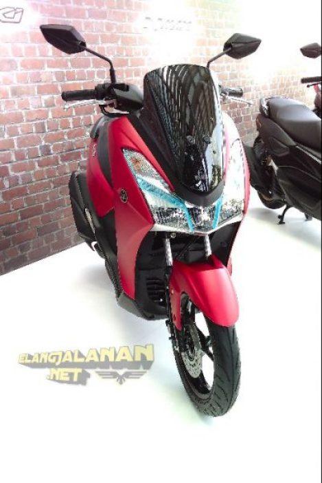 Fitur Komplit Yamaha Lexi
