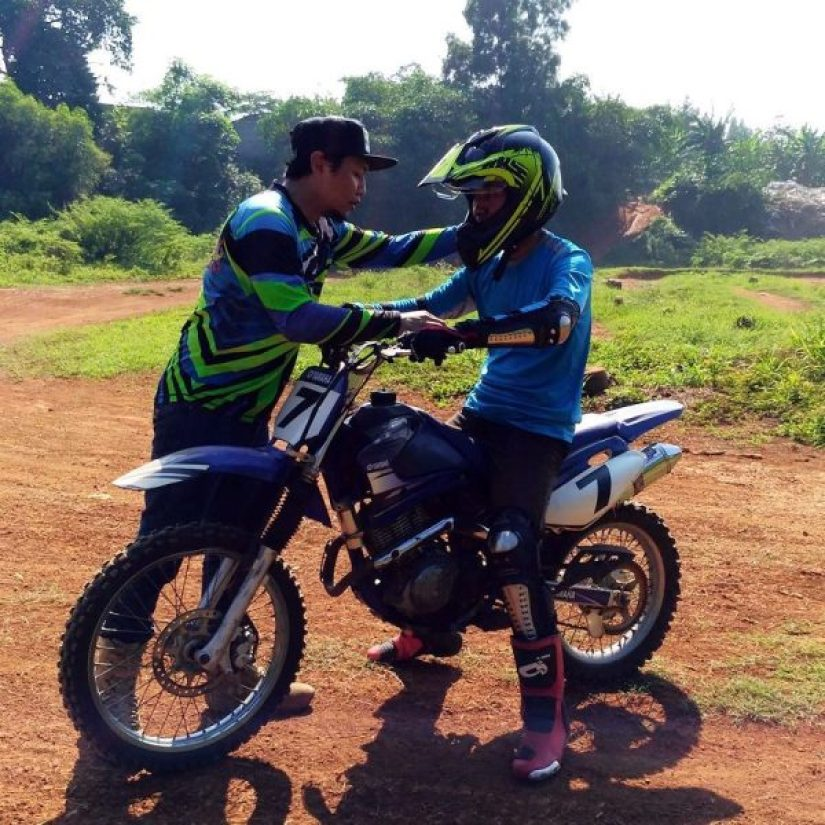 Latihan Basic Offroad bareng YRA