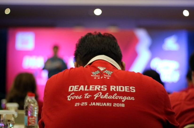 Dealer Meeting Honda 2018