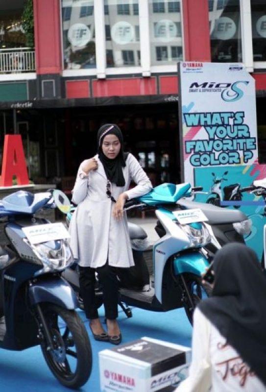 Yamaha Mio S Jadi Favorit di Jawa Timur