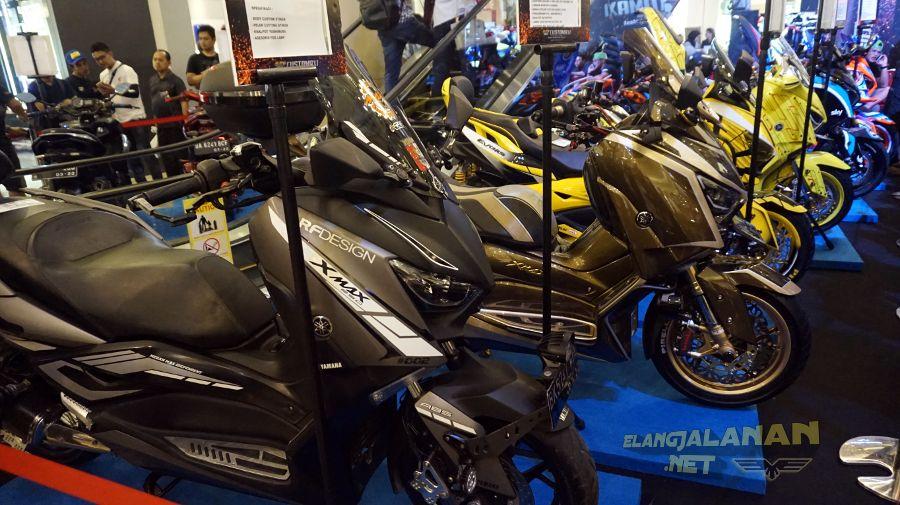 Puncak Gebyar Final Yamaha CustoMAXI Berlangsung di Jakarta