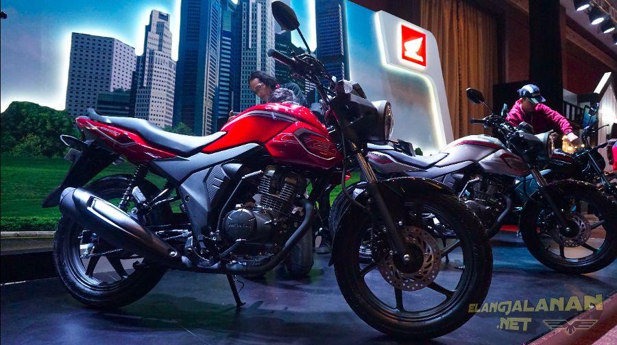 Honda CB150 Verza resmi dirilis hari ini, simak 8 fitur barunya