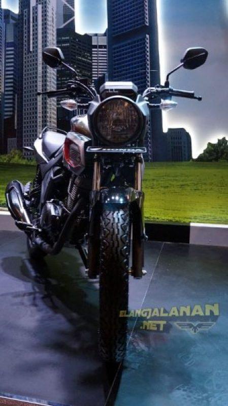 Honda CB150 Verza resmi dirilis