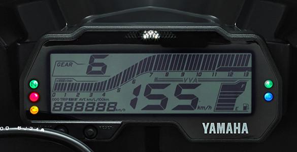 Cara Setting Speedometer Digital Yamaha Vixion R