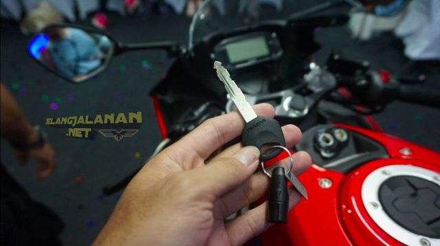 Suzuki GSX-R150 Shutter Key Resmi Diperkenalkan