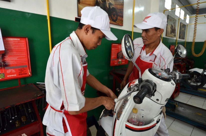Kesempatan Kerja dari Mantan Lapas Anak