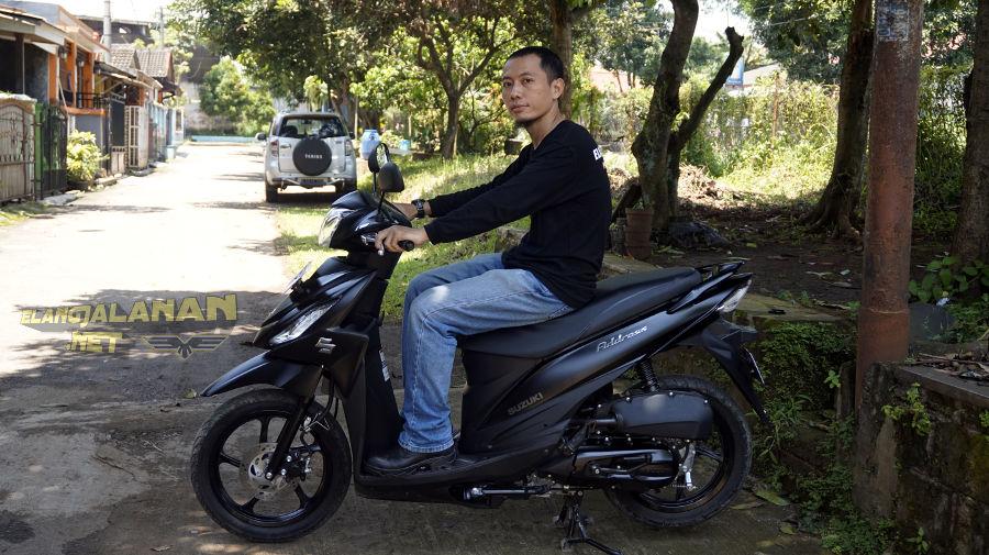 Vlog: Mengukur Konsumsi BBM Suzuki Address FI Riding Cikeas – Bukit Pelangi