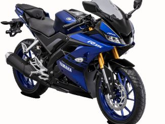 All New R15 Warna Baru 2018