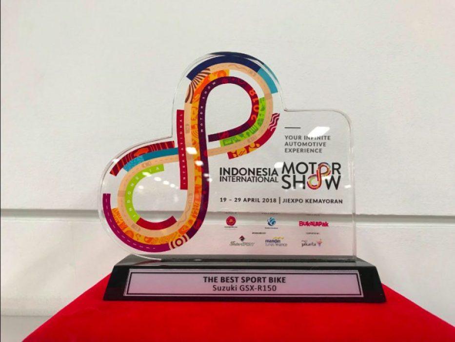 The Best Sport Bike IIMS Award 2018