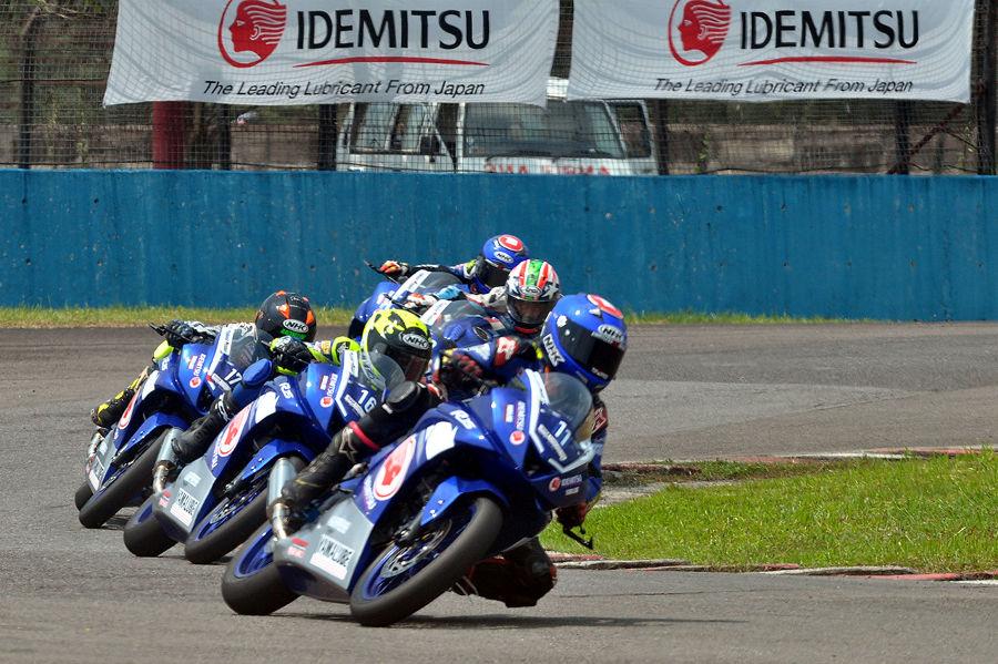 Seri Perdana Yamaha Sunday Race 2018