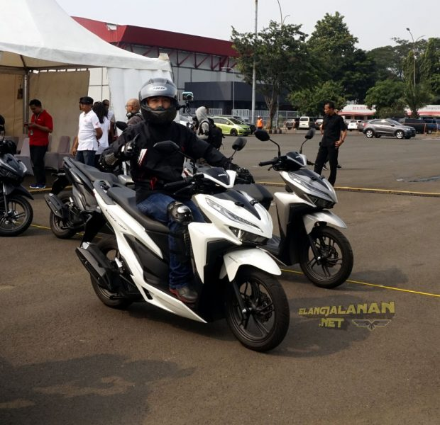 Review Impresi Test Ride Honda Vario 150 2018