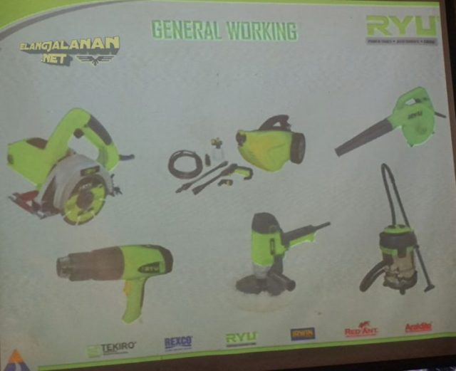 Review Ryu Power Tools