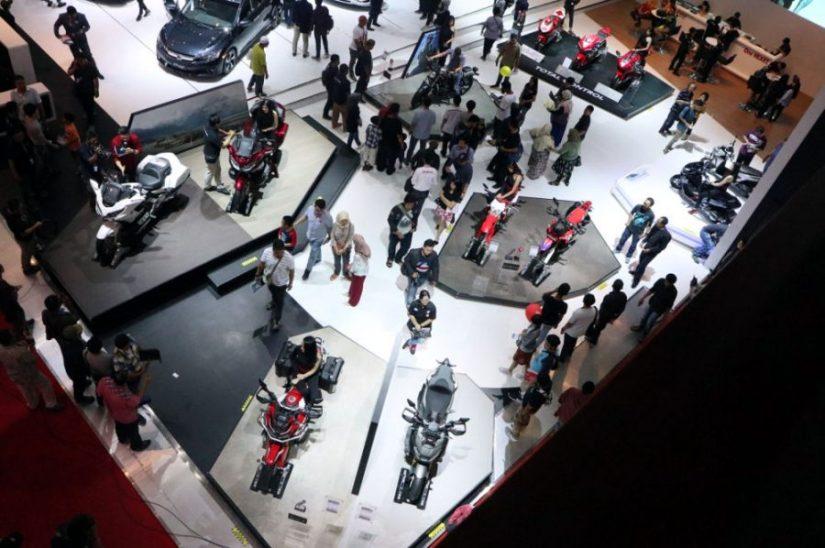 Honda PCX 150 Paling Laris di IIMS 2018
