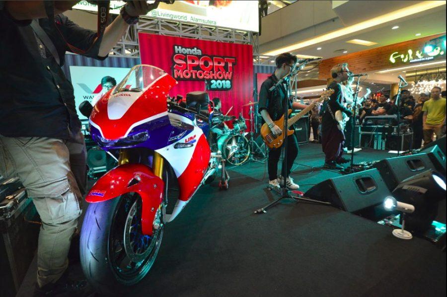 Wahana Gelar Honda Sport Motoshow 2018
