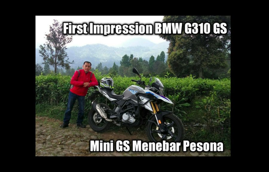 First Impression BMW G310 GS