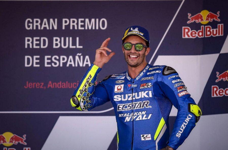 Pasca Dua kali Podium Berturut-turut, Iannone Masuk 4 Besar Klasemen MotoGP