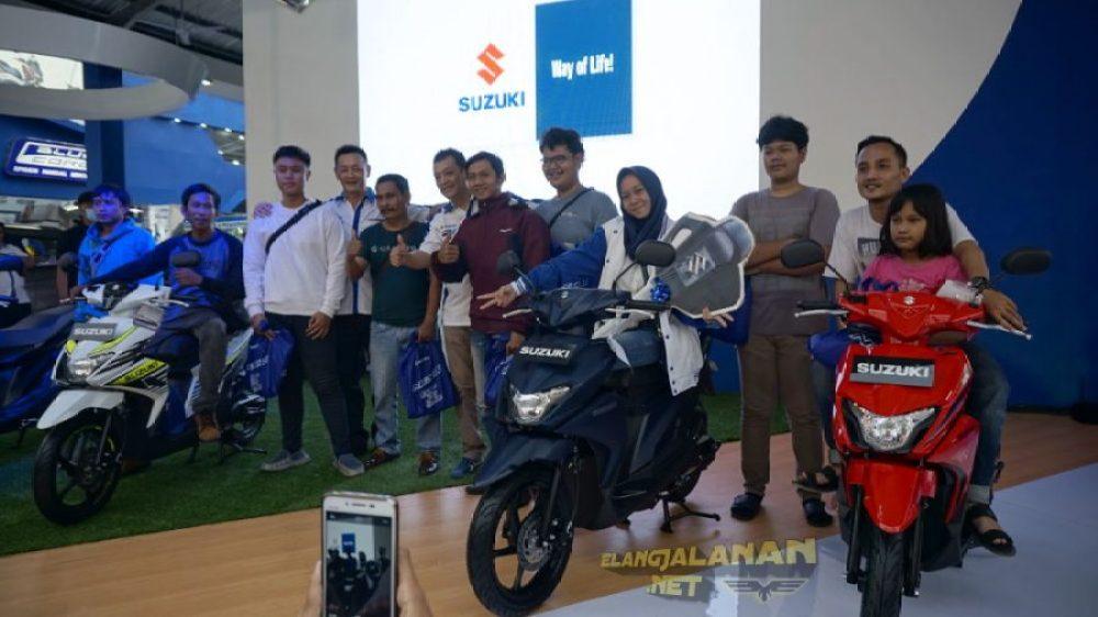 Pembeli Pertama Suzuki NEX II