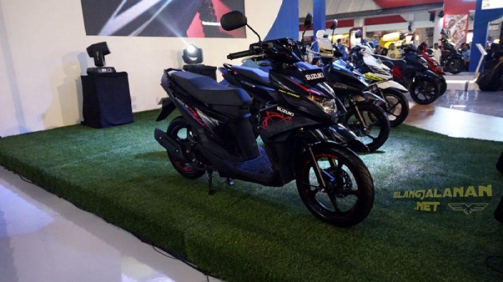 Promo Suzuki NEX II PRJ