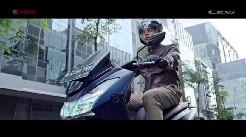 TVC Yamaha Lexi 2018