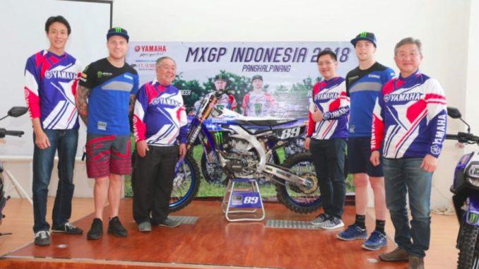 Logo Semakin di Depan Hadir di Tim MXGP
