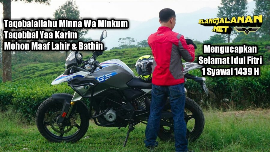 Elang Jalanan Mengucapkan Selamat Idul Fitri 1439H, Mohon Maaf Lahir dan Bathin