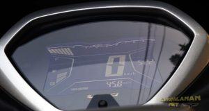 Konsumsi BBM Yamaha LEXi