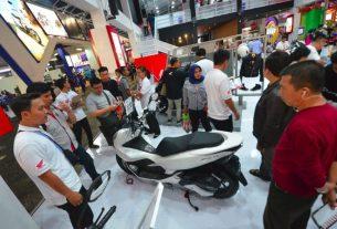 All New Honda PCX Terjual 648 unit