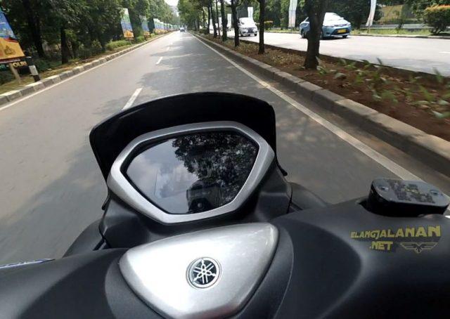 Top Speed Yamaha LEXi