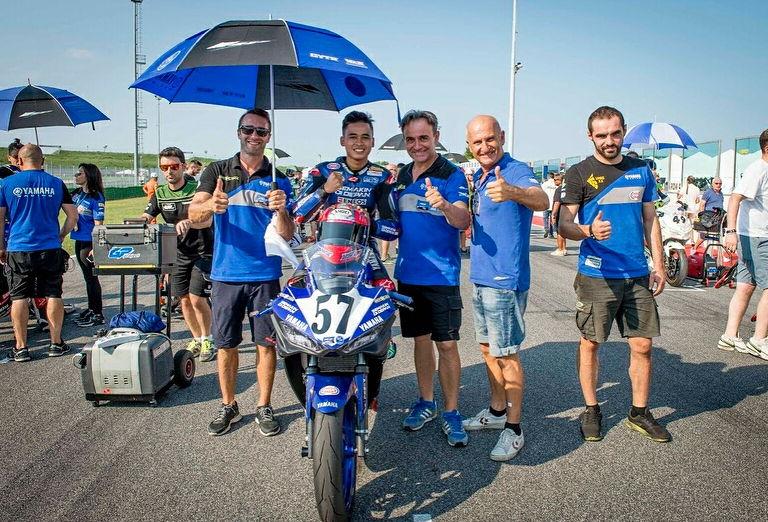 Hasil CIV Italia SS300 Race 1