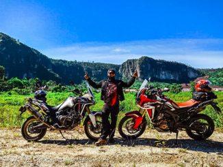 Honda BigBike Tour de Andalas