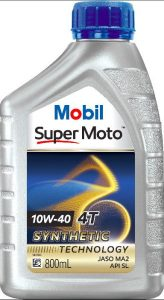 Mobil Super Moto™ 10w-40 Synthetic 800ml
