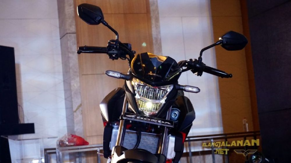 Facelift Honda CB150R StreetFire 2018
