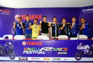 Balap Endurance Festival 2018