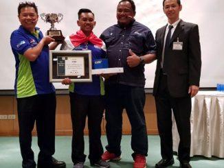 Mekanik Suzuki Indonesia Jadi Mekanik Terbaik se-Asia