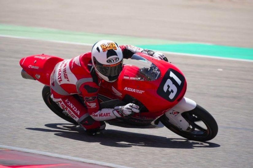 Dimas Ekky Siap Kembali Bertarung di CEV Jerez