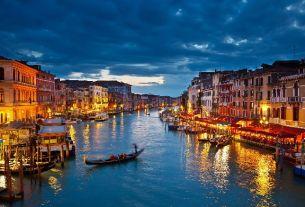 Berlibur ke Italia
