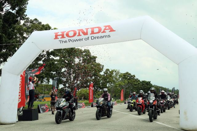 Honda Asian Journey 2018