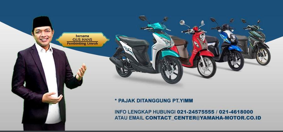 Daftar Pemenang Umroh Bareng Yamaha