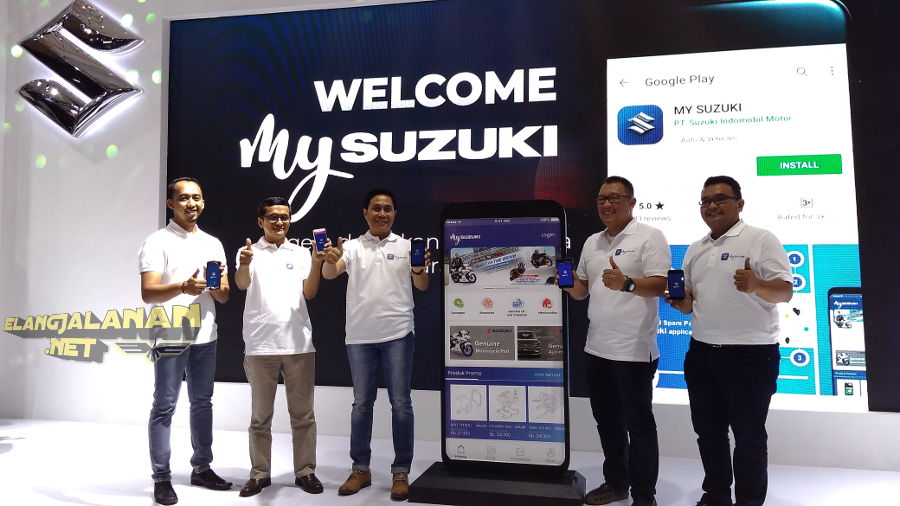 Mobile Apps My Suzuki