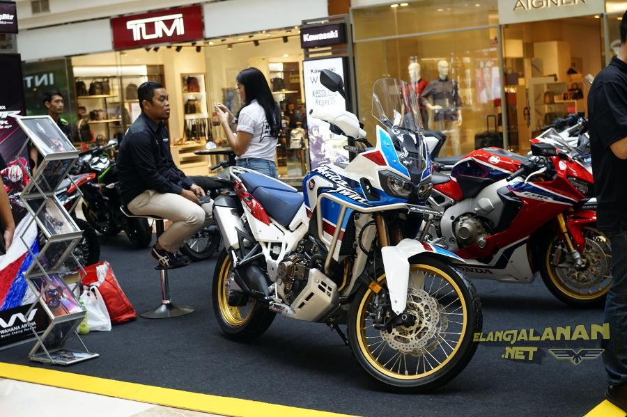 Adira Finance Menggelar Sobat Riders
