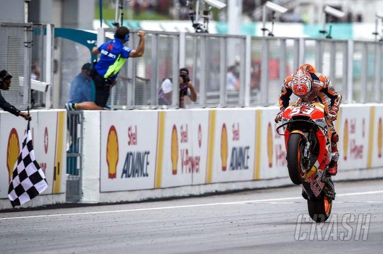 Download Video Full Race MotoGP Sepang 2018, Marquez Juara