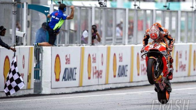 Download Video Full Race MotoGP Sepang 2018