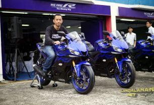 Yamaha Gelar Media Test Ride Yamaha R25