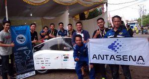 Kontes Mobil Hemat Energi Nasional