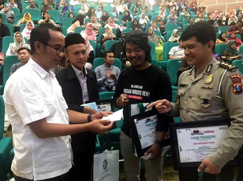 UIN Sunan Ampel Bersama Yayasan AHM Rilis Buku Fiqih Lalu Lintas