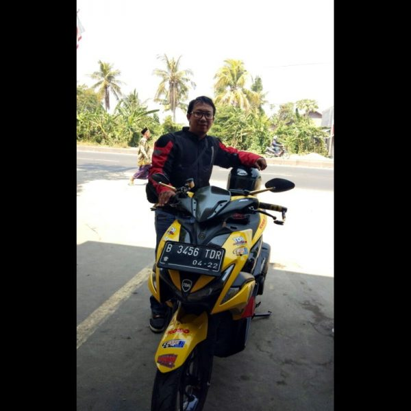 Warna Baru Yamaha Aerox Makin Digemari Komunitas