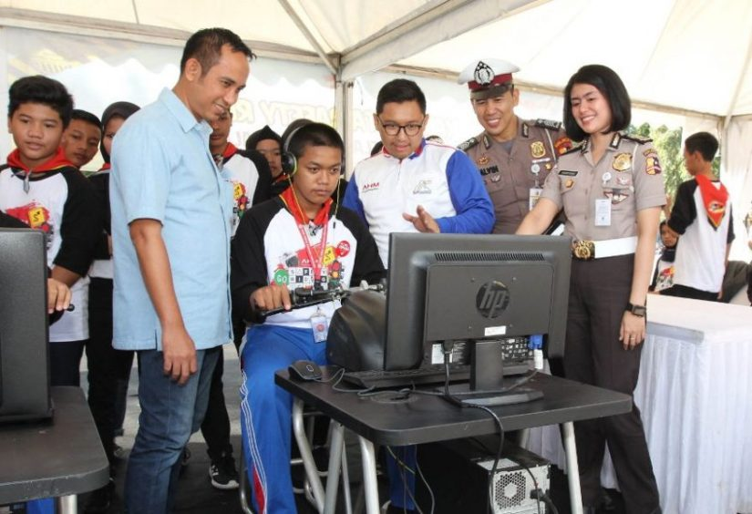 Safety Riding Camp AHM