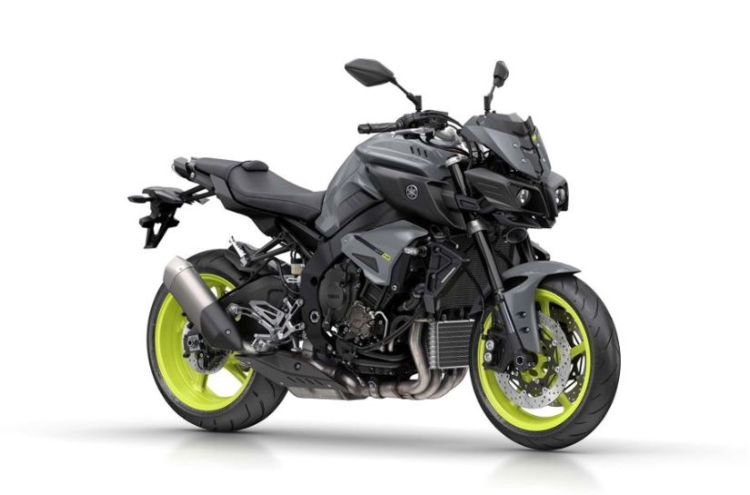 Yamaha MT Series