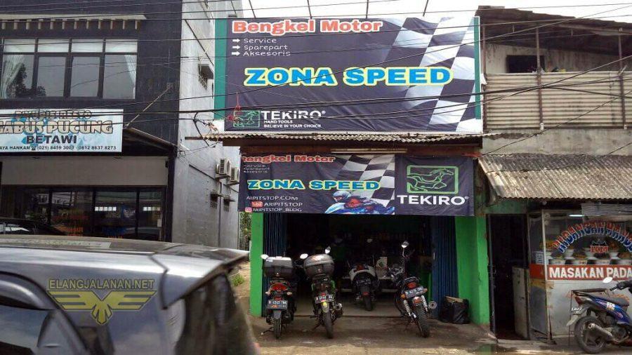 Zonaspeed Bengkel Motor Rekomendasi